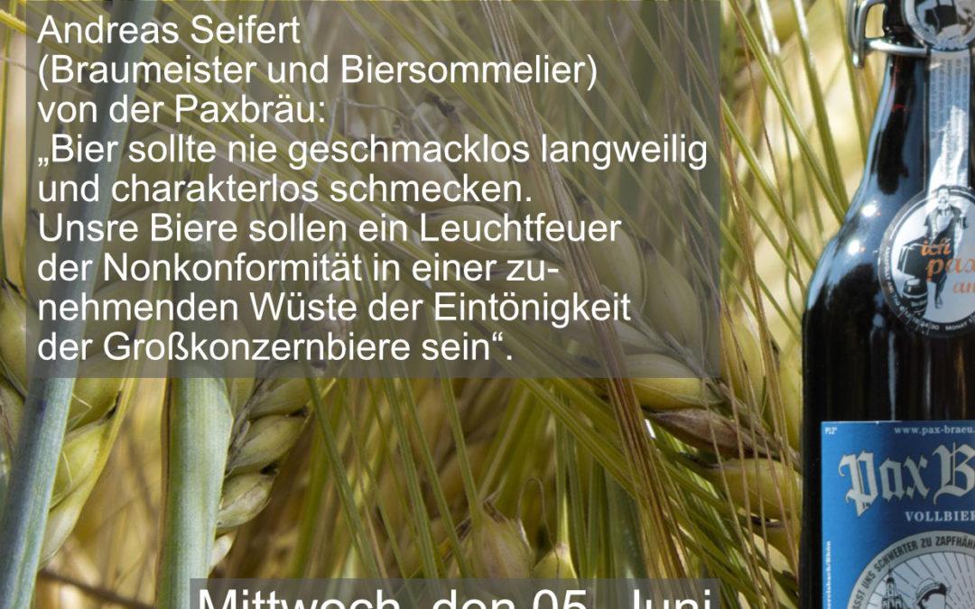 Paxbrauerei aus Oberelsbach